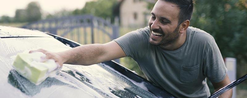 Cómo lavar un auto: paso a paso